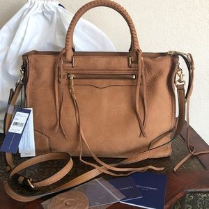 Rebecca Minkoff Regan Satchel Tote (new)